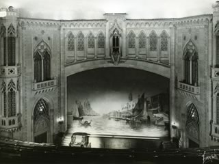 historic picture of the Hershey Theatre
